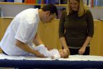 Babies Love Osteopathic Treatment