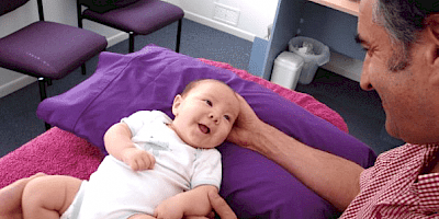 Osteopathy for Babies and Pregnant Mums